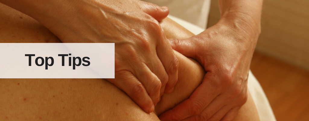 Top Back Massage Tips from the Body Sage Clinic