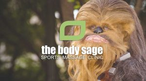 Massage Advice for Wookies